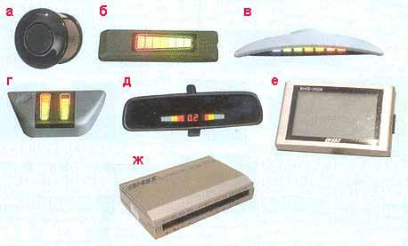 Парктроник выбор, установка, отзывы