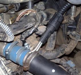 Предпусковой подогреватель двигателя своими руками для ваз 54