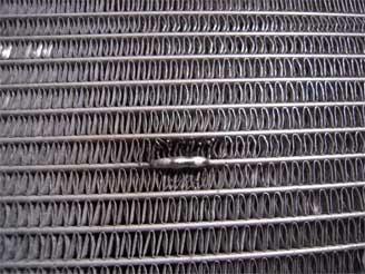 Ремонт алюминиевого радиатора