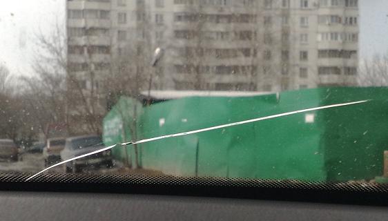 Фото ремонт лобовых стекол