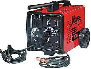 Сварочный аппарат переменного тока с электродами