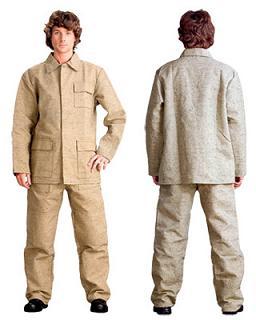 Защитная одежда для сварщика при проведении кузовных работ