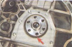 Замена заднего сальника коленвала форд фокус