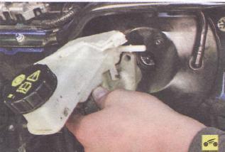 Замена главного тормозного цилиндра Ford focus 2