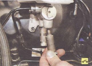 Замена регуляторов давления Ford focus 2 и 2 рестайлинг