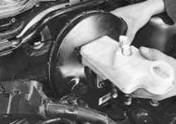 Замена вакуумного усилителя Ford focus 2 и 2 рестайлинг