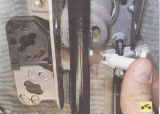 Снятие и установка педали тормоза Ford focus 2 и 2 рестайлинг