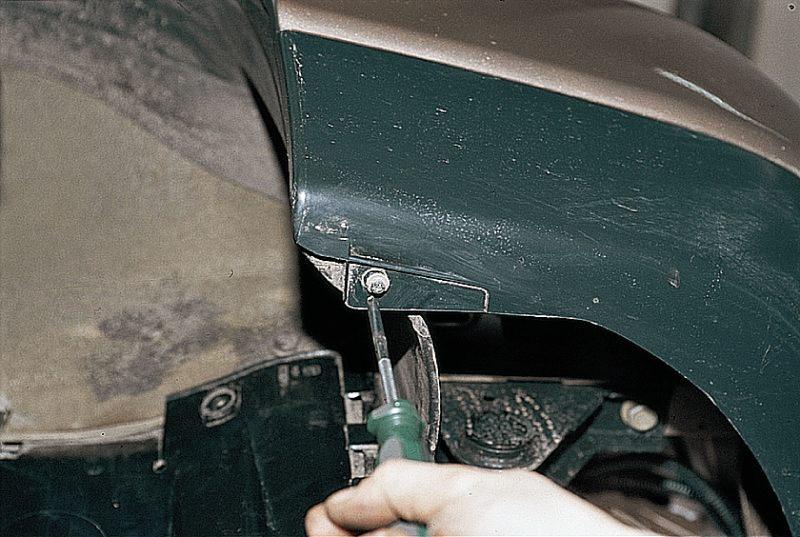 Фото №17 - ремонт бампера 2110 своими руками