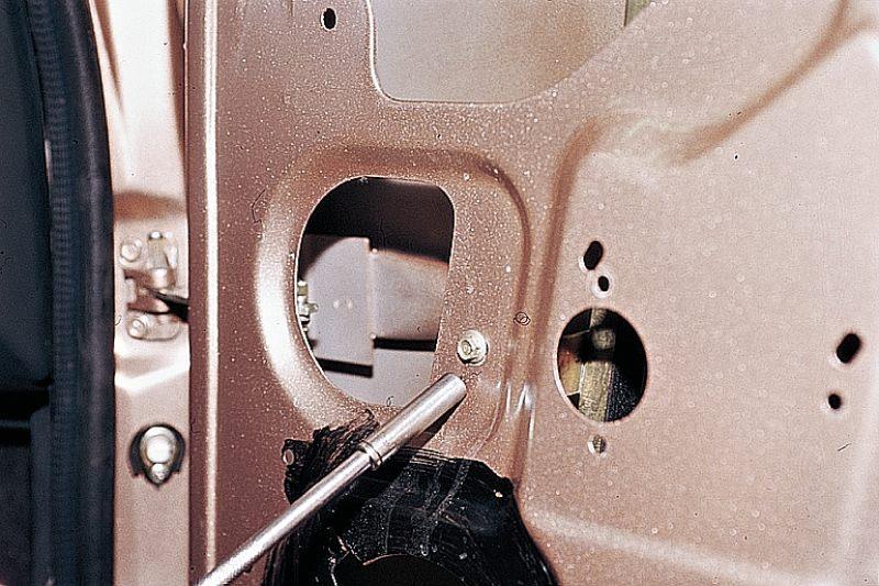 Фото №6 - механизм стеклоподъемника ВАЗ 2110