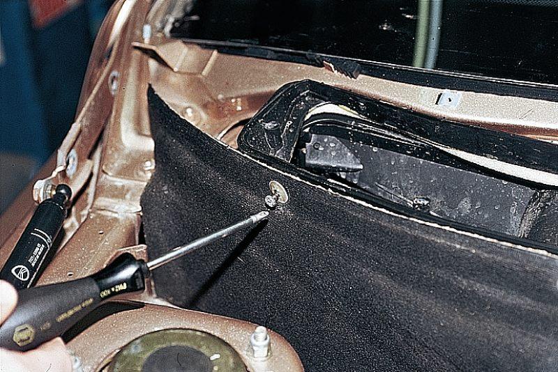Фото №6 - шумоизоляция моторного отсека ВАЗ 2110