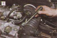 Ваз 21121 электрическая схема прикуриватель.  Дроссельный узел после подключения птф перестали работать...