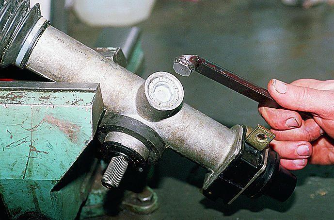 Как делать рулевую рейку
