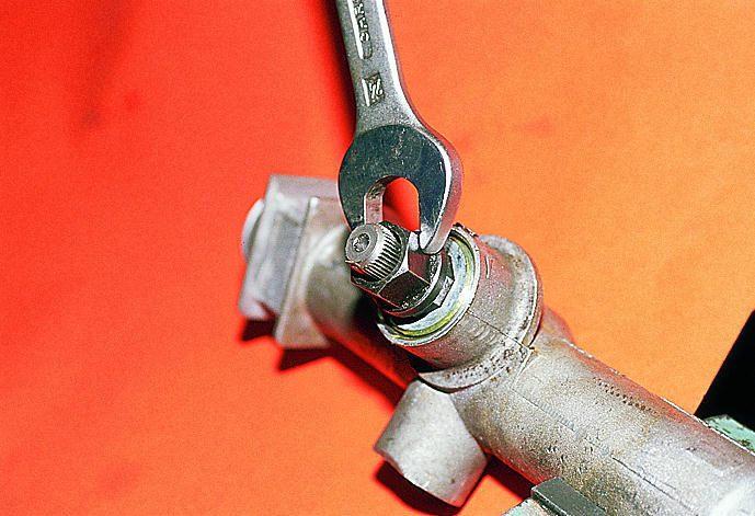 Фото №35 - замена ремкомплекта рулевой рейки ВАЗ 2110