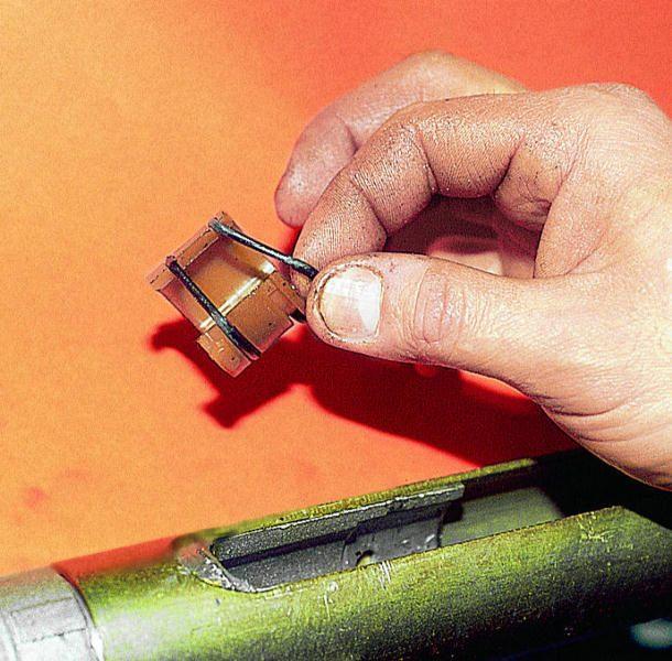 Фото №37 - замена ремкомплекта рулевой рейки ВАЗ 2110