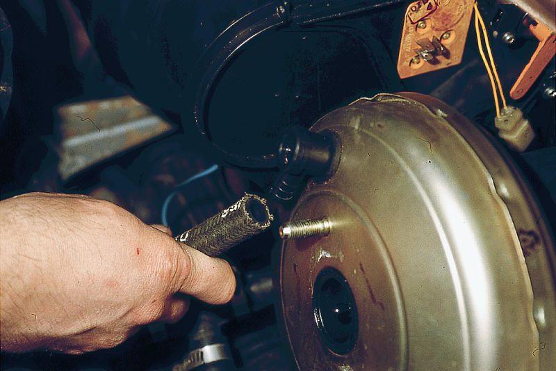 Фото №22 - ремонт вут ВАЗ 2110 шипит