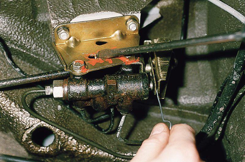 Фото №18 - греется переднее колесо ВАЗ 2110