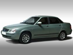 Автомобили ВАЗ 2170 (Приора) 2004+ г.в. Общая информация об автомобиле