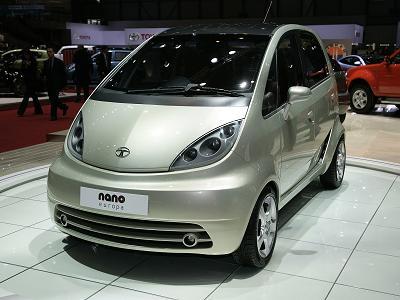 Самый дешевый автомобиль в России и мире при покупке и в обслуживании - Nano