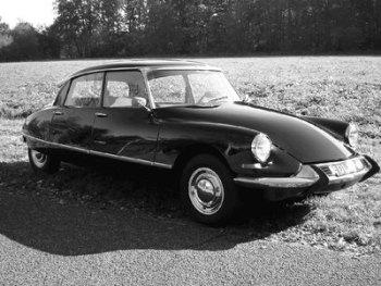 Citroen DS 19 (1955 год)