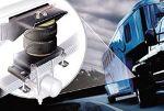 Пневмоподвеска, вариант установки пневмоподвески на УАЗ Патриот