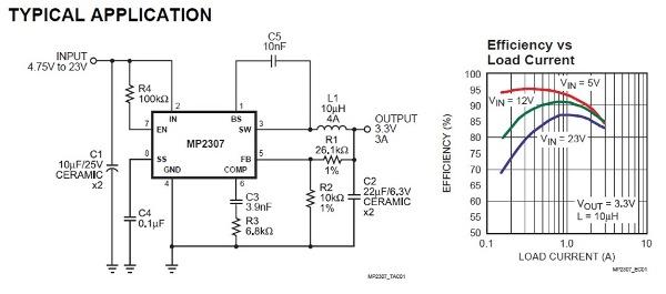 Схема зарядного устройства для видеорегистратора
