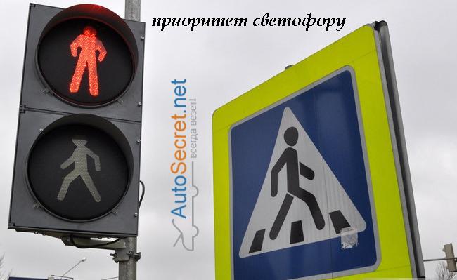 штраф проезд на красный свет 2016 пешеходного перехода